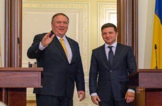 Помпео дал понять, что Крым потерян