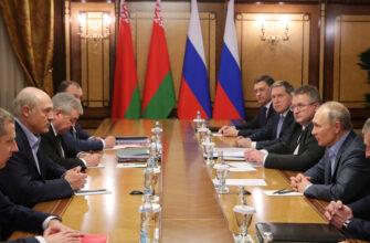 Россия и Белоруссия договорились по газу, а по нефти нет