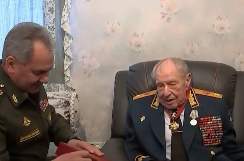 В Москве умер последний маршал Советского Союза Дмитрий Язов