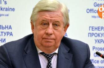 В США признали, что требовали избавиться от генпрокурора Украины Виктора Шокина