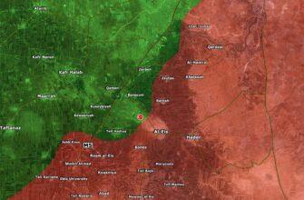 Сводки из Сирии: наступление в Идлибе. 08.02.2020