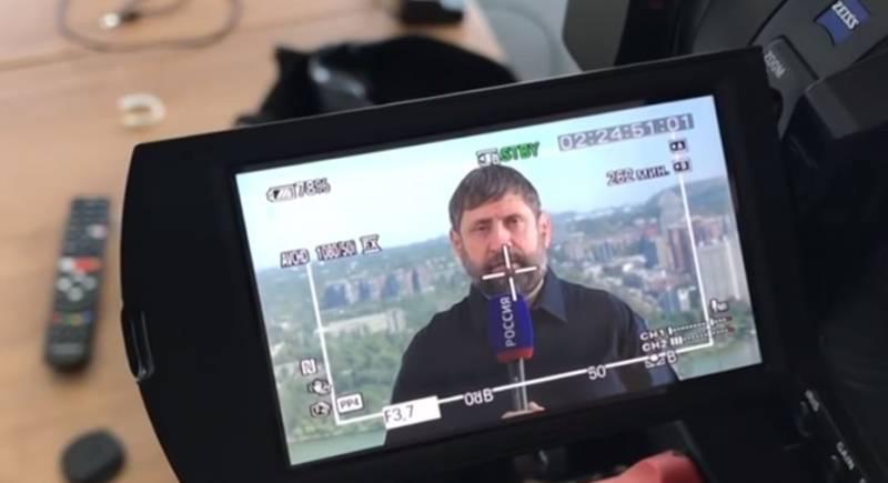 Александр Сладков: закулисье профессии военного корреспондента