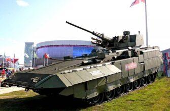 Тяжелая БМП Т-15 «Армата» с новым модулем появится на параде Победы