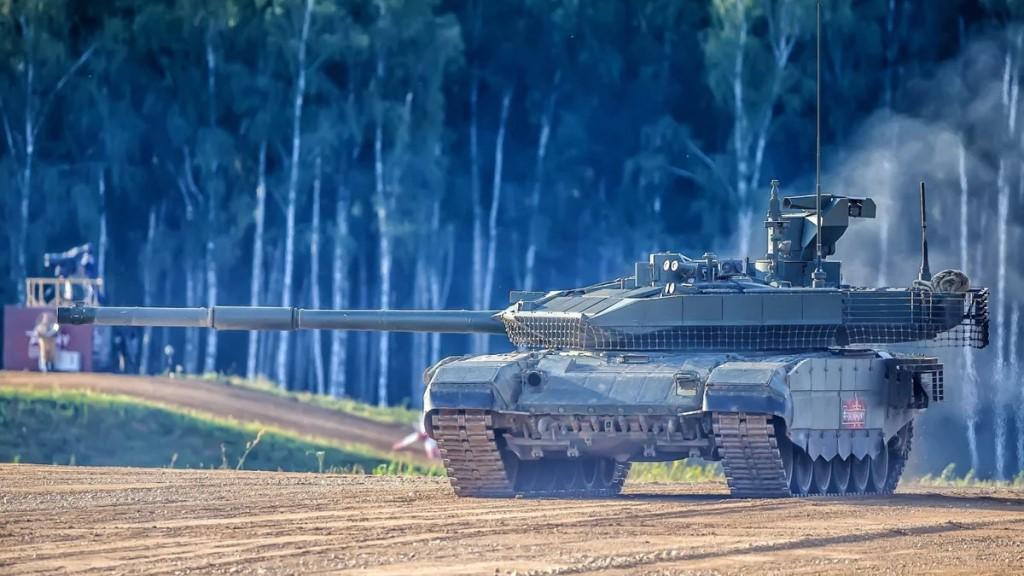 Госиспытания танка Т-90М успешно закончены