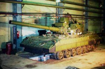 Нужна ли танку 152-мм пушка?