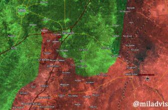 Сводки из Сирии: Трасса Алеппо-Латакия перерезана