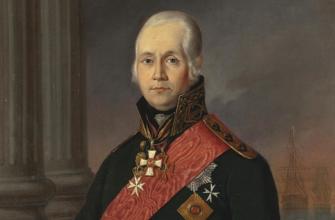День рождения Ушакова