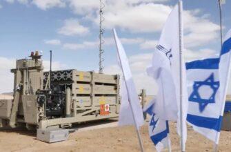 Израиль продемонстрировал новые лазерные системы ПВО-ПРО