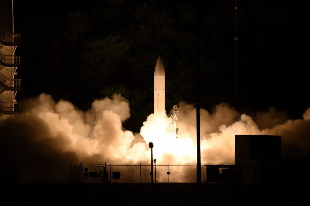 США провели испытательный пуск гиперзвукового глайдера