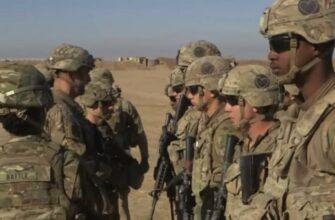 В результате ракетного удара по базе в Ираке потери понёс контингент США и Британии
