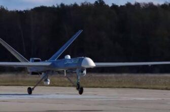 Сделано в России: о беспилотнике большой продолжительности полёта «Орион»