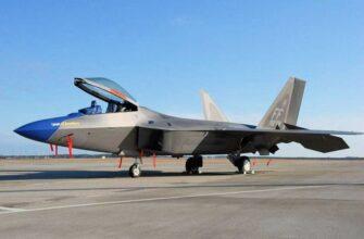 Спрятаться и найти. Некоторые особенности истребителей F-22A и Су-57
