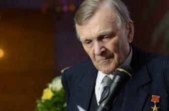 Умер Юрий Бондарев