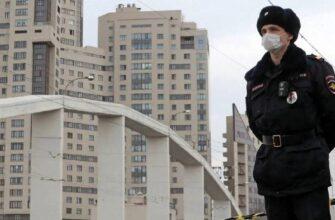 Москва и Подмосковье закрываются на полный карантин