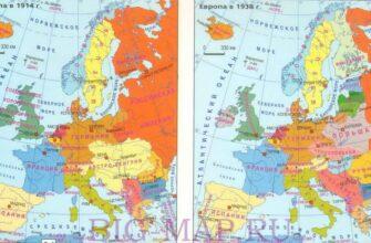 Нерушимость границ в Восточной Европе