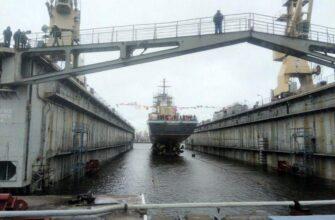Корвет «Ретивый» проекта 20380 спущен на воду