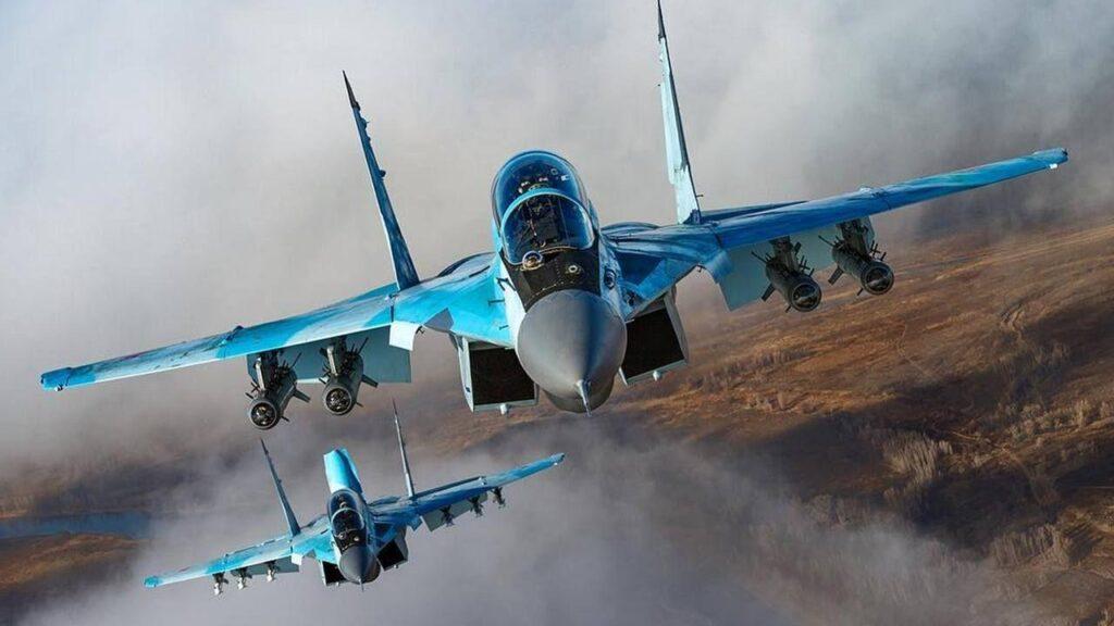 Системы автоматизации управления МиГ-35