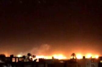 Войска Хафтара нанесли мощный удар по аэропорту Митига в Триполи