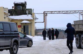 Подробности взрыва в Мурманской области