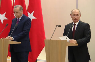 """Идлибская """"карусель"""" Путина и Эрдогана"""