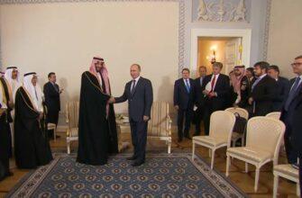 СМИ США: «Путин не собирается запрашивать у Саудовской Аравии перемирие в нефтяной войне»