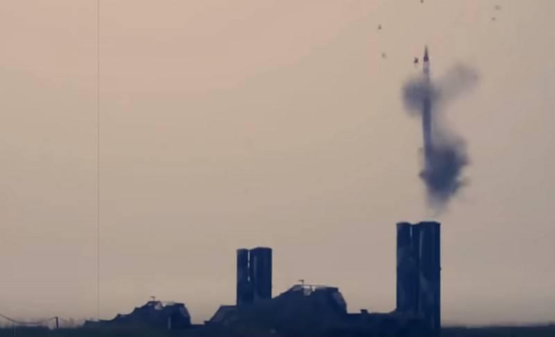 В России завершаются испытания отдельных элементов ЗРС С-500