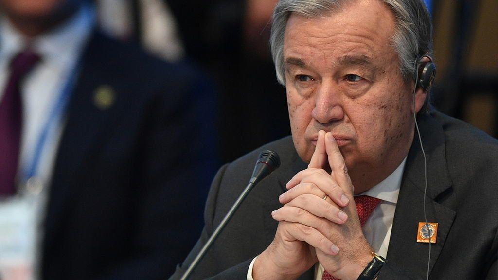 ООН призывает снять санкции для борьбы с коронавирусом