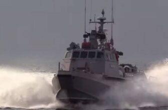 В Незалежной сочли свои десантные катера превосходящими российские БДК
