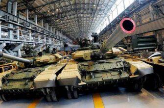 Россия снова вошла в пятёрку мировых лидеров по расходам на оборону - отчёт SIPRI