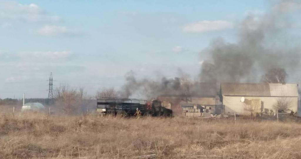 Тяжелый миномет накрыл грузовик ВСУ. Много пострадавших