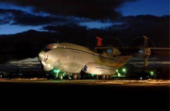 Крылатые гиганты: самые большие самолёты военно-транспортной авиации