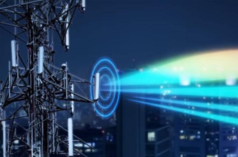 Сети ТГц. Военные заинтересовались сверхбыстрой передачей данных
