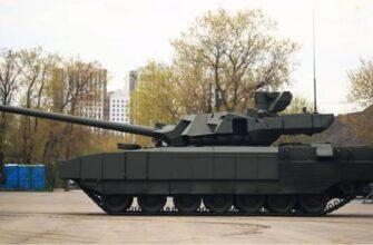Причины испытаний танка Т-14 «Армата» в Сирии: размышления и оценки