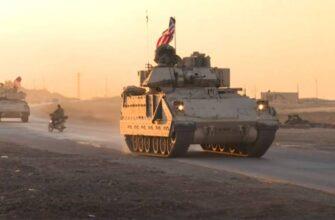 Стало известно о проблемах контингента США с сирийской нефтью