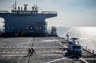 Трамп поручил «уничтожать» иранские катера, преследующие корабли ВМС США