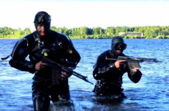 Из чего стреляют боевые пловцы: топ-5 «подводных» автоматов и пистолетов