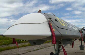 Российские военные получили первый беспилотный комплекс дальнего действия