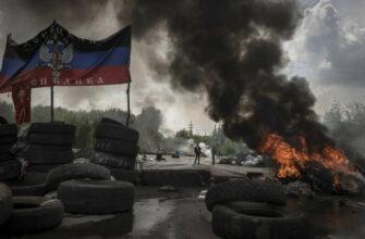 С чего началась война в Донбассе
