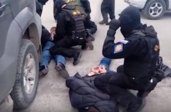 ФСБ провела задержание террористов в двух российских регионах