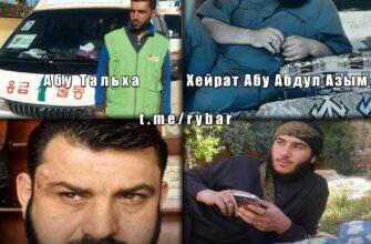 Как грабили Маарет ан-Наасан (Сирия)