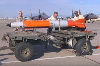 США провели модернизацию ядерных боеголовок, размещенных в Германии
