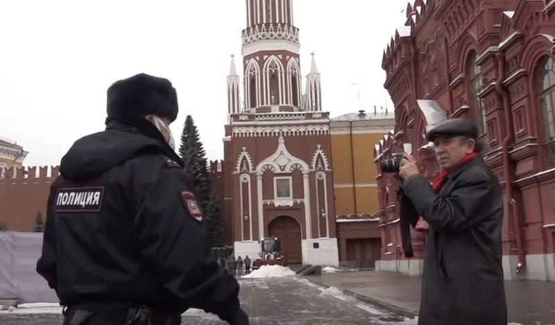 В Москве ввели штрафы за нарушение режима самоизоляции и карантина