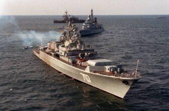 Семейство сторожевых кораблей пр. 1135 «Буревестник»: полвека на службе