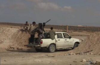 Южнее Триполи сбит транспортный самолёт, одни заявляют - с оружием, другие - с медикаментами