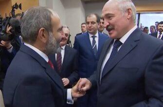 Лидеры Белоруссии и Армении уверены, что переплачивают за российский газ