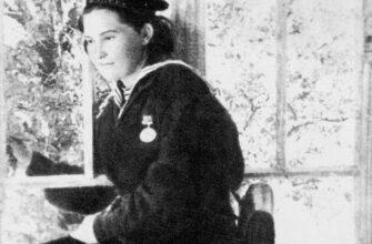 Мария Педенко. Рыжее пламя войны