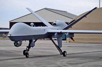 В США провели испытания «наследника» ударного БПЛА MQ-9 Reaper