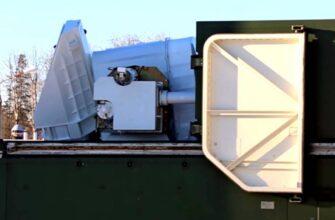Оружие будущего: российский боевой лазер способен сбивать спутники?