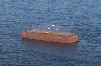 На Украине показали точность попадания ракеты «Нептун»