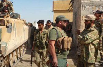 Сирийские сводки: 5 тысяч новых боевиков в Идлибе и очередной удар ВВС Израиля